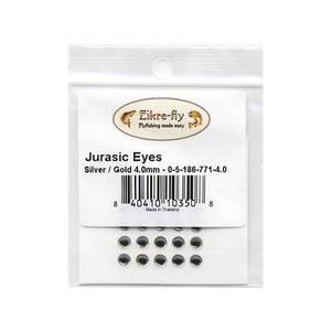 Bilde av Jurasic Eyes 4,0mm 771 Silver/Gold