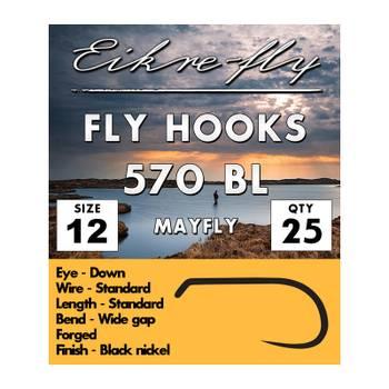 Bilde av Eikre-fly 570 BL May Fly
