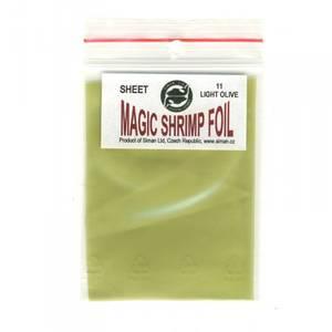 Bilde av Magic Shrimp Foil Sheet 11 light olive