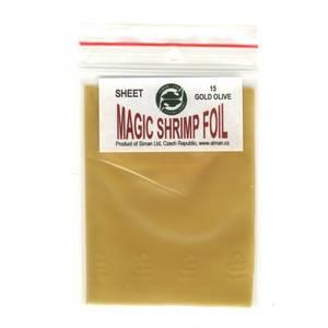Bilde av Magic Shrimp Foil Sheet 15 golden olive