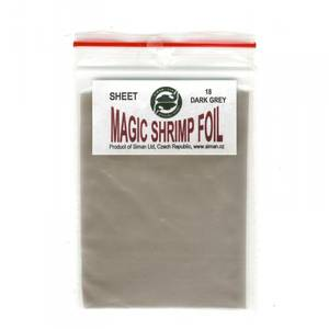 Bilde av Magic Shrimp Foil Sheet 18 dark grey