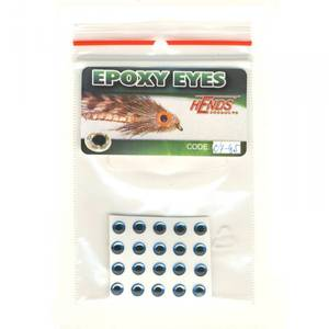 Bilde av Epoxy Eyes 4,5mm 07 holographic light blue