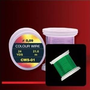 Bilde av Color Wire Tinsel 0.18mm 07 green