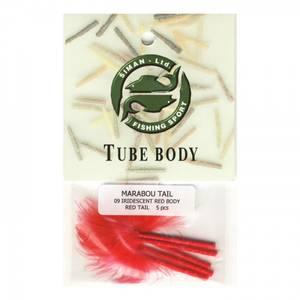 Bilde av Marabou Tail 09 - iridiscent red