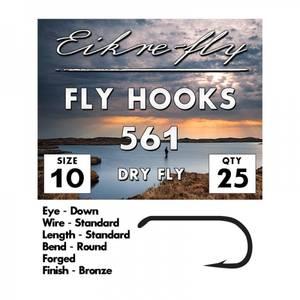 Bilde av 561 Dry Fly #10