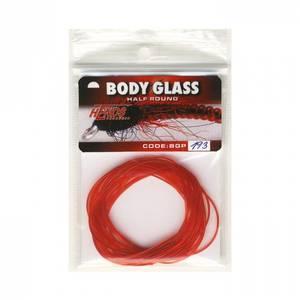 Bilde av Body Glass Half Round 193 light red