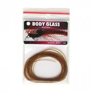 Bilde av Body Glass Round 10 light brown