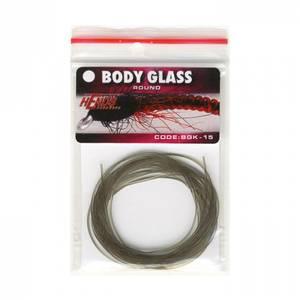 Bilde av Body Glass Round 15 grey