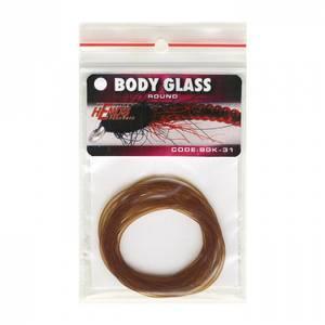 Bilde av Body Glass Round 31 khaki